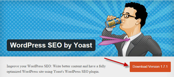 wordpress seo by yoast скачать